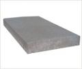Stříška sedlová lisovaná 27x47/5,5cm